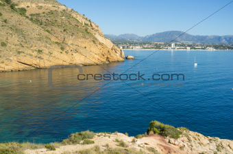 Altea bay, Costa Blanca