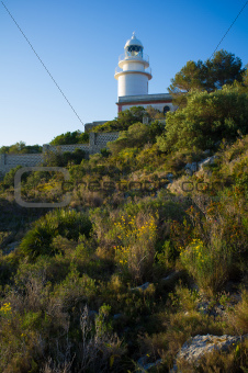 Cape San Antonio lighthouse