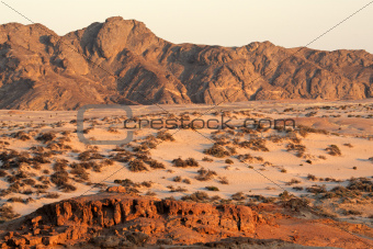 Namib desert