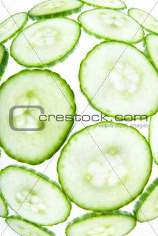 Fisheye vegetable