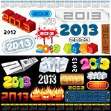 2013 Labels