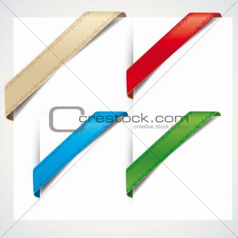 ribbon corner