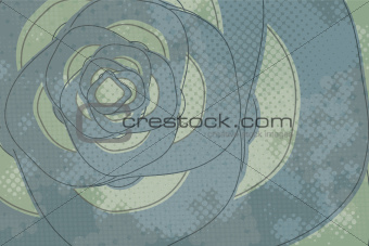abstract halftone futuristic grunge background