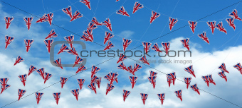 Union Jack Bunting and Banners