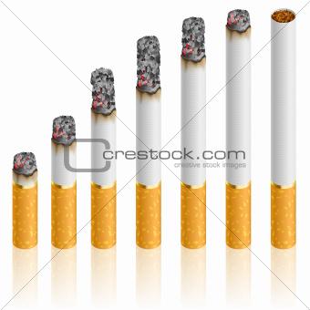Set of Cigarettes
