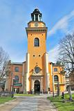 Stockholm. Mary Magdalene Church