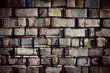 Abstract designed brickwall background