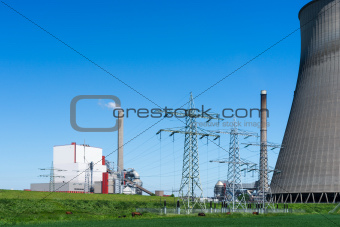 A power plant