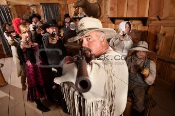 Old West Desperado