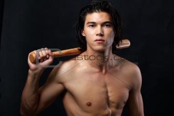 Male baseballer