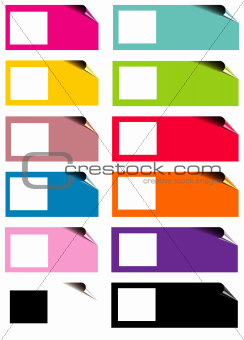Set colors labels