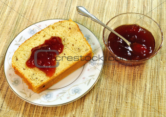 bread and jelly