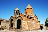 Khor Virap monastery in Armenia