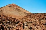 Mount Teide, in Teide National Park, Tenerife, Canary Islands, Spain