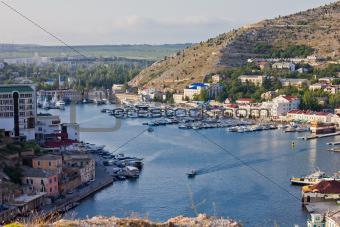 Bay of Balaclava Black Sea