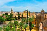 Alcazar and CathedralMosque of Cordoba, Spain