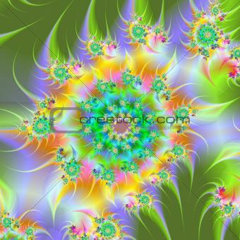 Spiral Garden