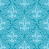 Fleur de lis wallpaper