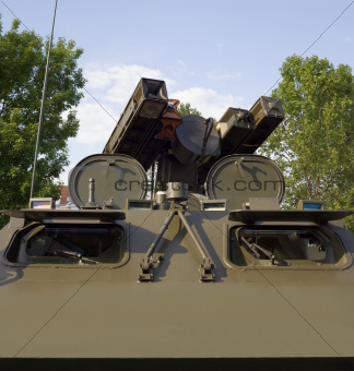 Anti Air Missile Louncher