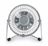 Compact electric cooler fan