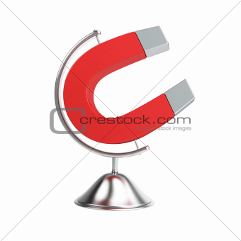 globe magnet