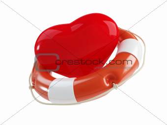 Life Buoy for the heart