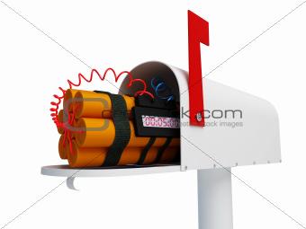 mail bomb