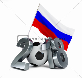 Russian football 2018