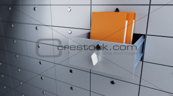 safe storage of documents