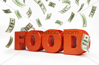 increase in food prices