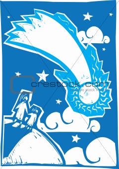 Blue Comet