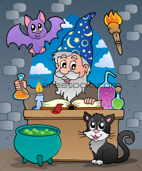 Alchemist theme image 2