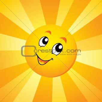 Sun theme image 7