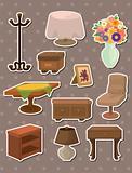 furniture stickers