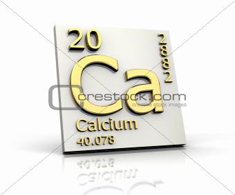Calcium form Periodic Table of Elements