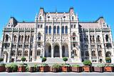 Budapest. Hungarian Parliament