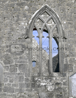 Kilmacduagh monastery
