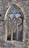 Kilmacduagh monastery, window