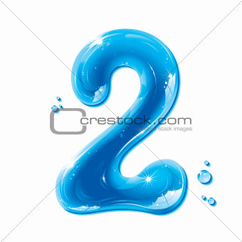 Abc Series - Water Liquid Number Two