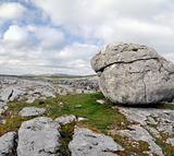 The Burren boulders