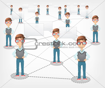 Cartoon_Social_Network