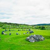 stone circles, Beaghmore, County Tyrone, Northern Ireland