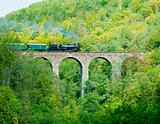 Zampach viaduct, Czech Republic