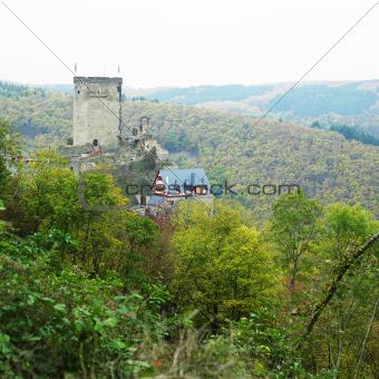 Ehrenburg Castle, Rheinland Pfalz, Germany
