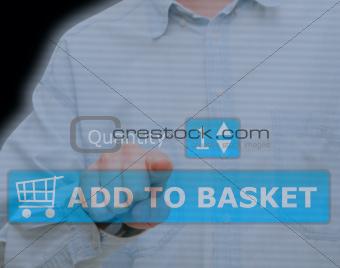 Add to Basket Button