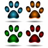 Four paws