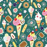 bright  ice cream