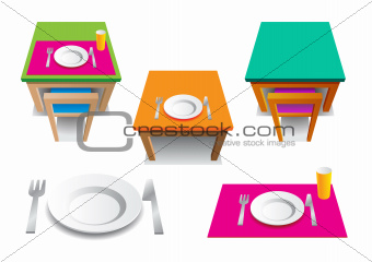The tablesets