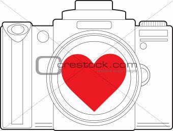 Camera Heart