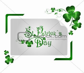 St.Patrick day greeting